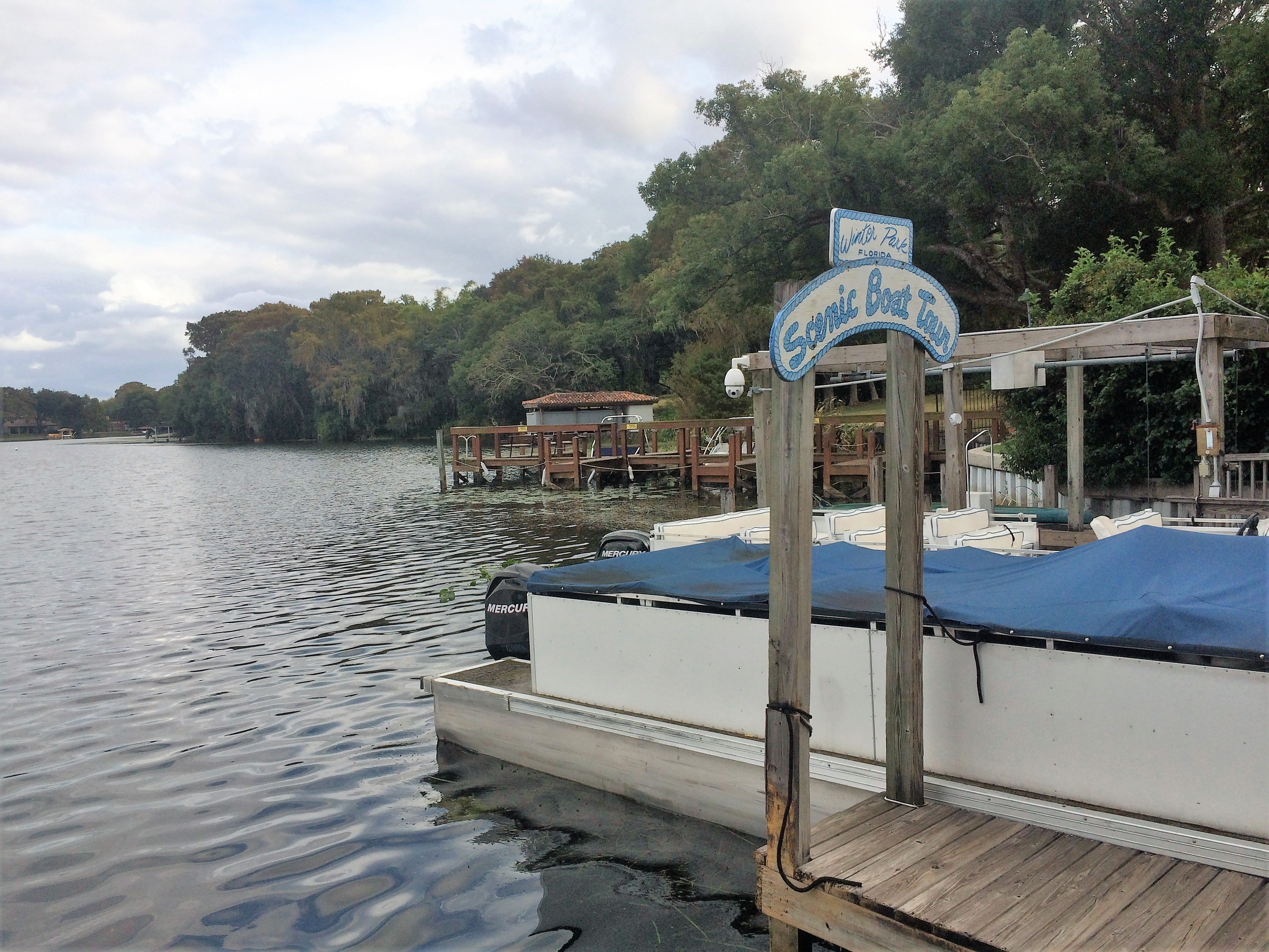 Winter Park Scenic Boat Tours