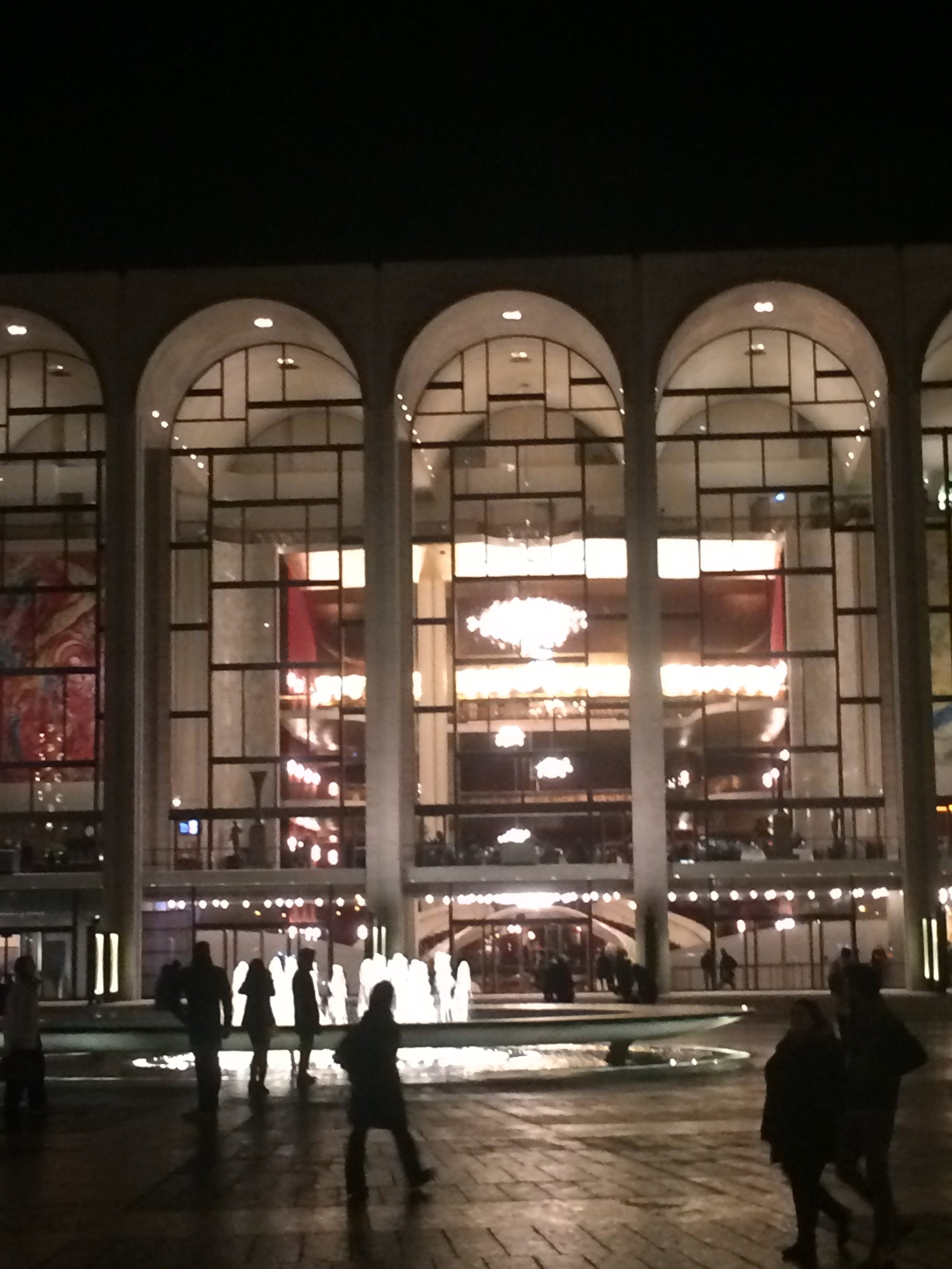 Lincoln Center, Metropolitan Opera, New York City, opera, music