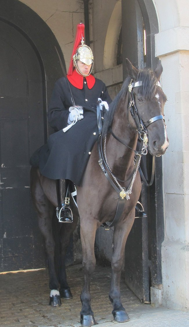 Horse Guards, London, travel, horses