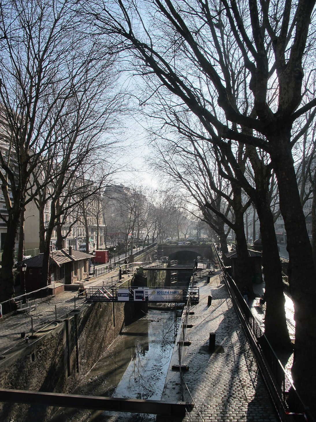 Canal St. Martin, Paris, France, travel, 0th