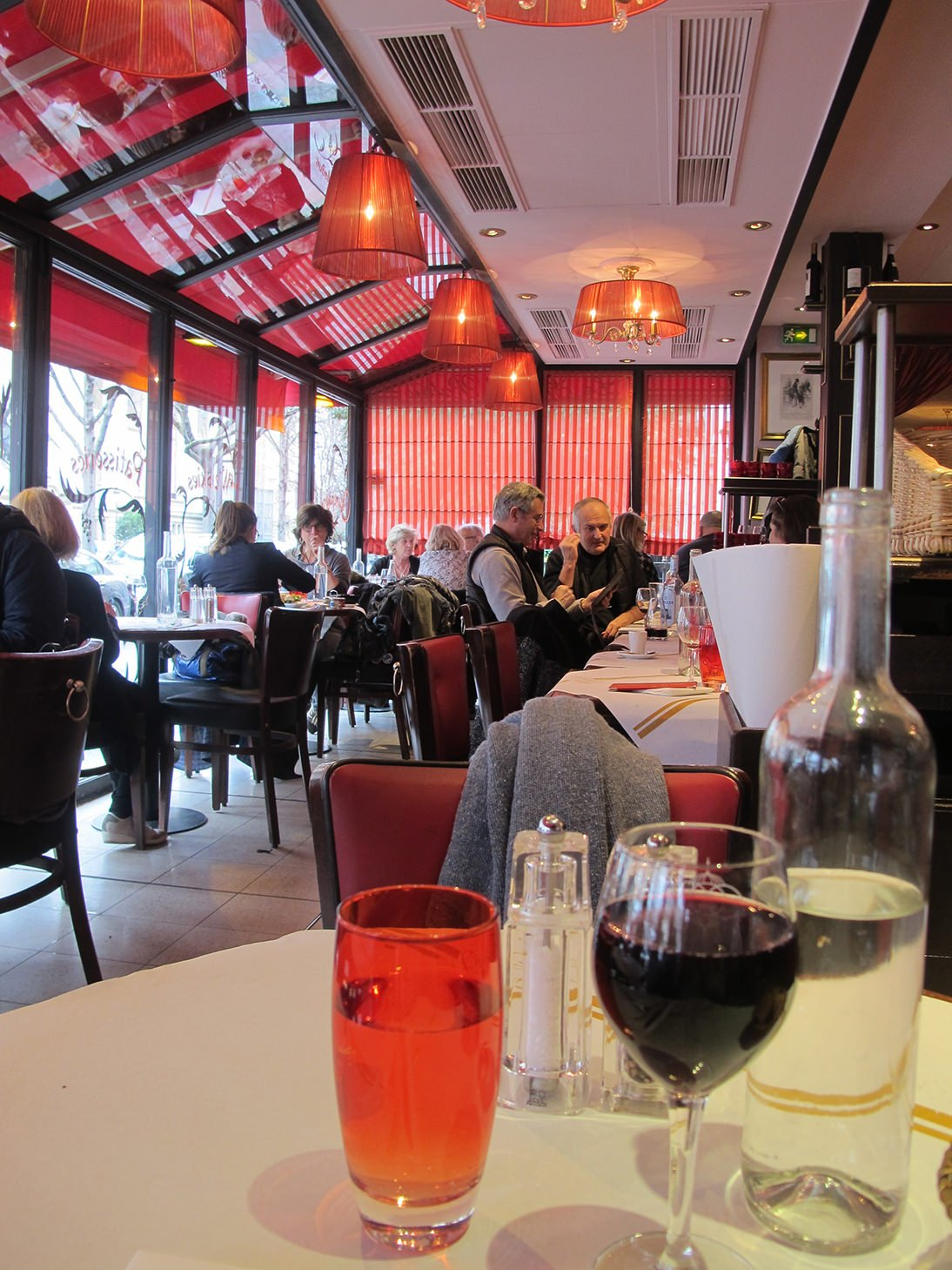 Paris, France, travel, cafe, brasserie, restaurant, wine