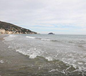 Alassio Beach