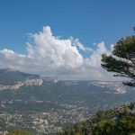 View from Mont Feron