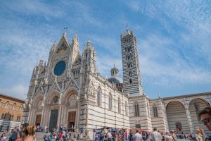 Siena The Duomo Cathedral