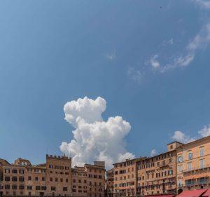 Piazza del Campo Siena, Tuscany, Italy.