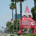 Anaheim, Orange County, California.