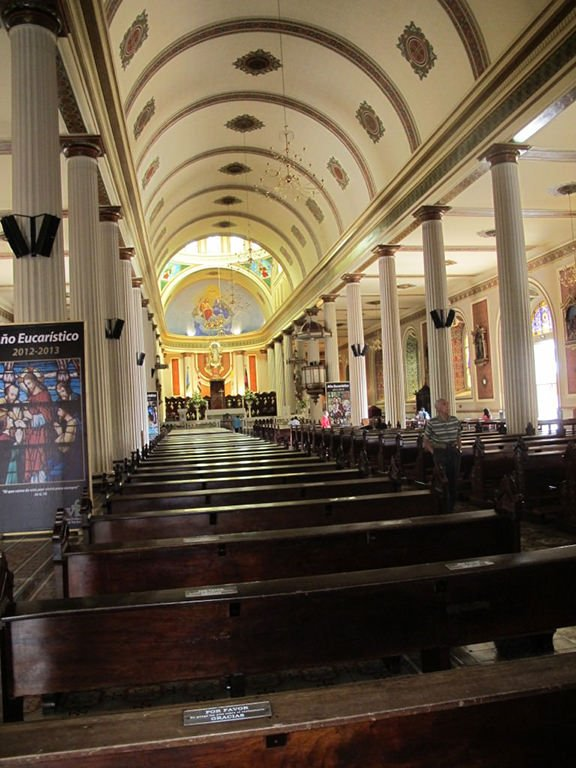 Cathedral San Jose, Costa Rica, travel, churches, cathedrals