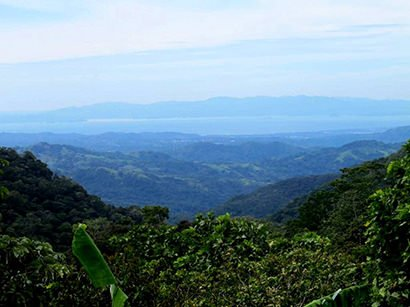 travel, Costa Rica, Gulf of Nicoya, Puntarenas Peninsula,