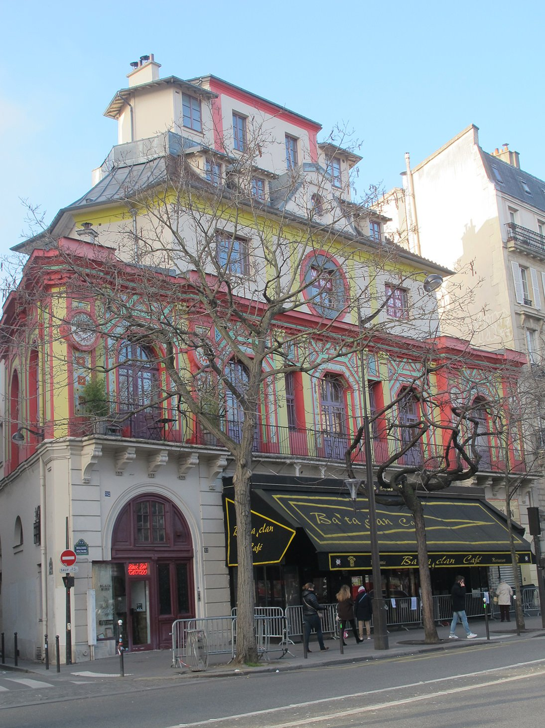 Bataclan, Paris, terrorist attacks, France