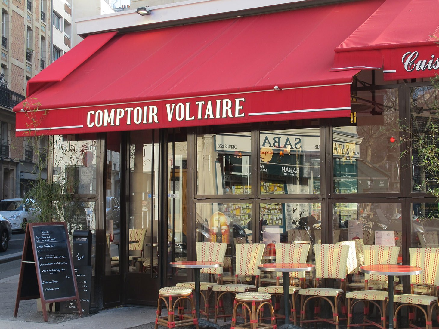 Comptoir Voltaire, Paris, terrorist attacks, France