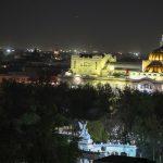 Night scene Mexico City
