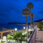 View from Grand Hotel Alassio