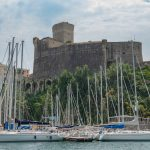 Harbor and Castle of Lerici