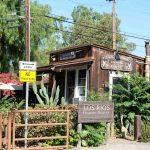 Entrance to the Los Rios Historic District